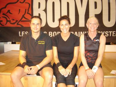 Bodypump Pro-Instructor