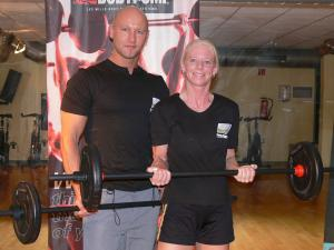 Bodypump Pro-Instructor Michaela + Jens